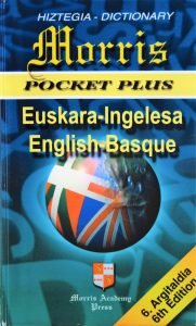 Morris Basque-English Dictionary
